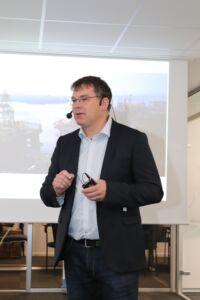 Lars Hellandsjø - Skipavika